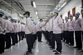 behind the scenes at apple u0027s controversial china iphone factory