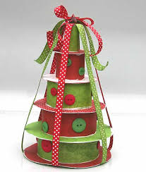 ribbon spools great upcycled ribbon spool tree could even make gift boxes out