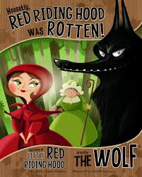 honestly red riding hood rotten story red