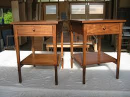 shaker style side table bedside tables gary jonland