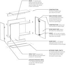 Cabinet Heights Uppers by Upper Cabinets Brightline Casework