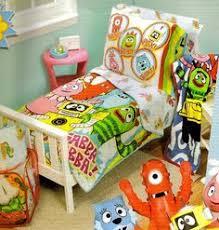 yo gabba gabba bedding brobee comforter sheets twin bed