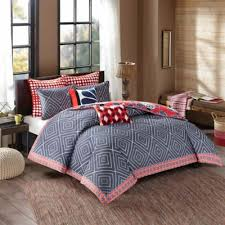 Red And Grey Comforter Buy Red Grey Comforters From Bed Bath U0026 Beyond