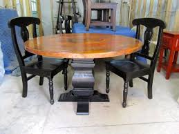 Copper Dining Room Tables by 60 Best Copper Table Images On Pinterest Copper Table Houston