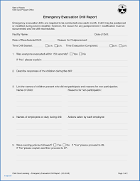 emergency drill report template wonderful drill template images documentation template