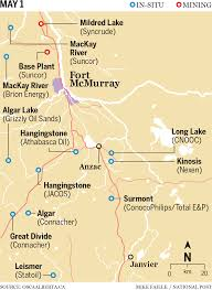 Where Is Fort Mcmurray On A Map Of Canada Canada May Have Dodged Economists U0027 Worst Case Fears From Alberta