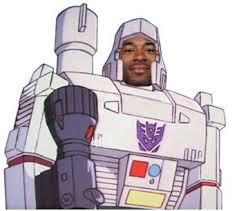 Calvin Johnson Meme - calvin johnson looking more like megatron xpost from r