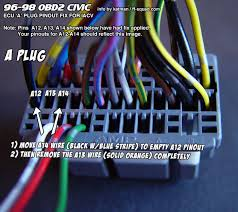 3 wire to 2 wire iacv conversion for 96 98 civic