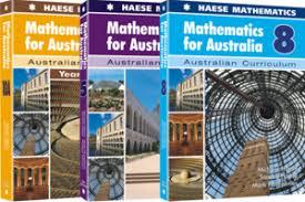 australian curriculum u2013 haese mathematics