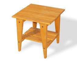 golden oak end tables viking end table in golden oak finish