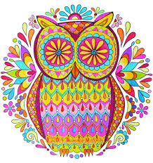 coloring page for adults owl free adult coloring pages detailed printable coloring pages for