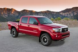 Tacoma Redesign 2012 Toyota Tacoma Facelift Revealed In Leaked Promotional Clip