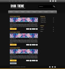 tutorial wordpress blog design a dark minimal wordpress theme in photoshop tutorials