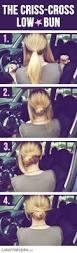 best 10 no heat hair ideas on pinterest no heat twist bun and