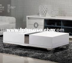 Long Coffee Table by 30 The Best White Gloss Coffee Tables