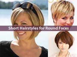 short haircuts for fat faces pics 30 new short hairstyles for round faces hairstyle for women