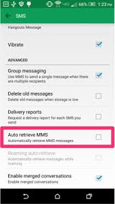 messages not downloading android how to disable auto fetching of messages on a device s default