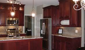 cabinet oak cabinets kitchen champion countertop with oak