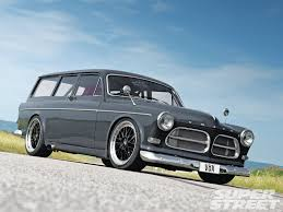 volvo wagon 1969 volvo 122 amazon swede for speed super street magazine