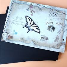butterfly photo album album review picture more detailed picture about creative