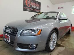 audi a5 awd 2010 audi a5 awd 2 0t quattro premium plus 2dr convertible in