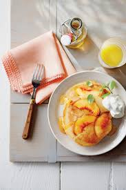 summer peach recipes southern living