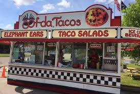 which food stands accept credit cards at the minnesota state fair