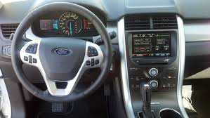Ford Escape Dashboard - road test 2012 ford edge rickdebruhl com