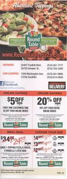 round table pizza menu coupons round table pizza printable coupons 2018 staples coupon 73144