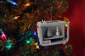 White House Christmas Ornament - 20 holiday ornaments for white house 3d printing industry