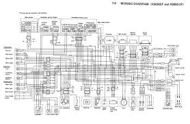 xs650 engine diagram xs650 wiring diagrams instruction