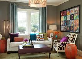 Grey Curtains On Grey Walls Decor Decorations Grey Paint Color Ideas For Master Bedroom With