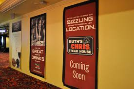 ruth chris ruth u0027s chris steak house closer to revealing strip views eater vegas