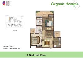 rise organic homes nh 24 ghaziabad apartment at opposite columbia
