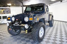 2006 jeep wrangler rubicon brute conversion