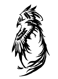 download phoenix tattoos png hd hq png image freepngimg