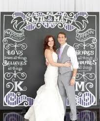 wedding backdrop board the board photo backdrop chalk shop events winter park