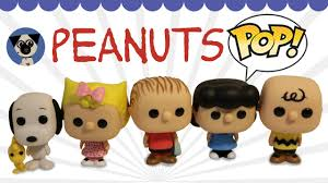 funko faves peanuts gang pops snoopy charlie brown linus