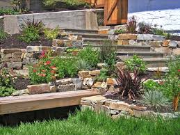 pictures terraced backyard ideas best image libraries