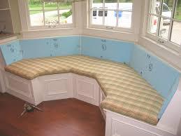 simple diy bay window seat home designs