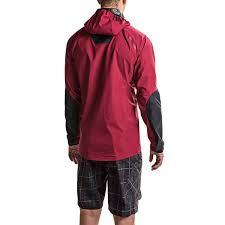 mtb waterproof jacket pearl izumi mtb wrx jacket for men save 48