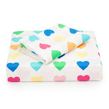 Twin Sheet Set Soft Sweet Heart Sheets Our Bedroom Pinterest Sweet Hearts