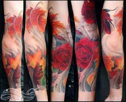 leaf designs ideas and meanings tatring