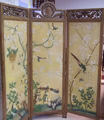 oriental style 6 panels room divider fairfield home regarding
