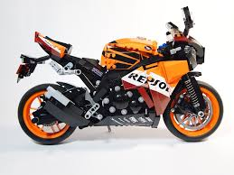 cvr motorcycle lego ideas honda cbr1000rr repsol version