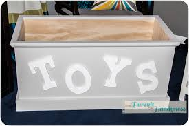 Diy Toy Box Plans by Who Built A Toy Box