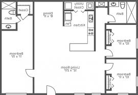 home design 85 excellent 2 bedroom floor planss