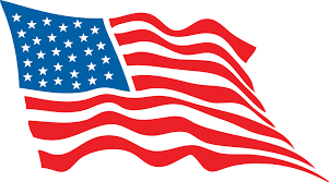 Us Flag Decal Waving American Flag Drawing Free Download Clip Art Free Clip