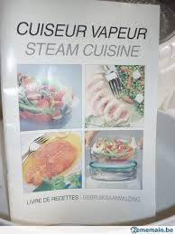 steam cuisine vitasaveur cuiseur vapeur seb vitasaveur 600 a vendre 2ememain be