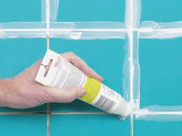 Regrouting Floor Tiles Tips by How To Regrout Bathroom Tile Diy True Value Projects